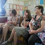 The working meeting of YMCA Vitebsk