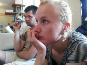 The working meeting of YMCA Vitebsk