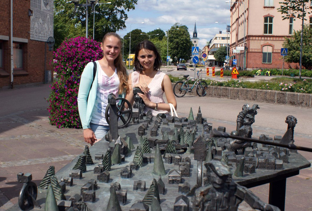 Швеция 2013