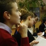 Брэсцкія школьнікі правялі трэнінгі для настаўнікаў