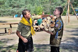 Скауты в Бобруйске